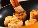 キムチーズの焼きおにぎりの作り方2