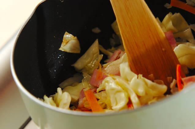 パスタ入りミルクスープの作り方の手順5