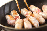 豚肉のチーズ巻き焼きの作り方3