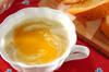 カボチャのなめらかスープ
