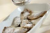 サクサクチーズカキフライの作り方1