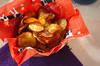 パリパリおさつチップスの作り方の手順