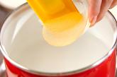 トロトロ杏仁ドリンクの作り方1