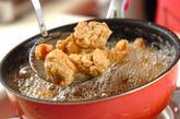 鶏肉の唐揚げの作り方4