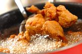 鶏肉の唐揚げの作り方5