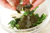 ほうれん草の海苔和えの作り方3