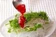 大根ジャコサラダの作り方2