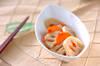 レンコンのピリ辛漬けの作り方の手順