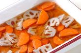 レンコンのピリ辛漬けの作り方2