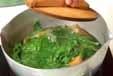 さつま揚げと青菜の煮物の作り方3