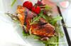 サバのレッドカレー風味焼きの作り方の手順