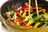 モヤシの塩炒めの作り方8