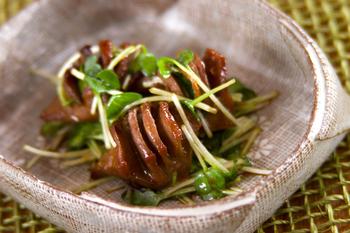 砂肝のコリコリ甘酢炒め