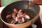 砂肝のコリコリ甘酢炒めの作り方4