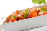冷やしトマトの作り方3