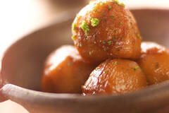 昔ながらの里芋の煮っころがし