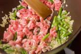 春雨の中華風炒め物の作り方1