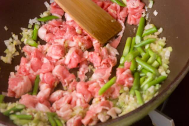 春雨の中華風炒め物の作り方の手順9
