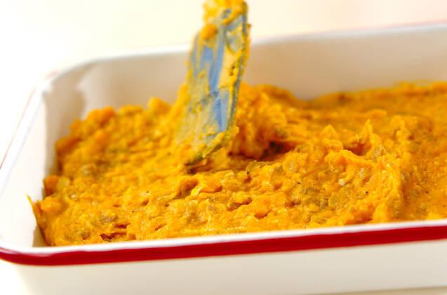 クリーミーパンプキンコロッケの作り方の手順6