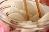 大根の塩昆布和えの作り方2