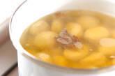 栗の甘露煮の作り方2