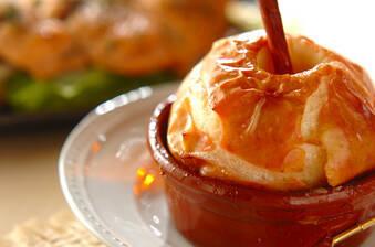 まるごと焼きリンゴ