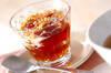 ウーロン茶ゼリーの作り方の手順