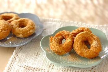 カリカリクッキードーナツ