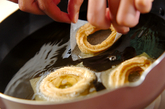 カリカリクッキードーナツの作り方4