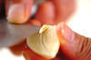 マイタケのパスタの作り方の手順1