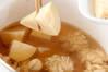 鯛の子炊きあわせの作り方の手順5