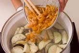 ナスとなめこのみそ汁の作り方5