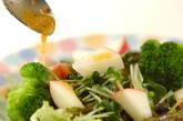 ブロッコリーのサラダの作り方6