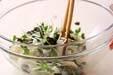 長芋のり和えの作り方5