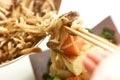豆腐ステーキ・キノコソースの作り方4