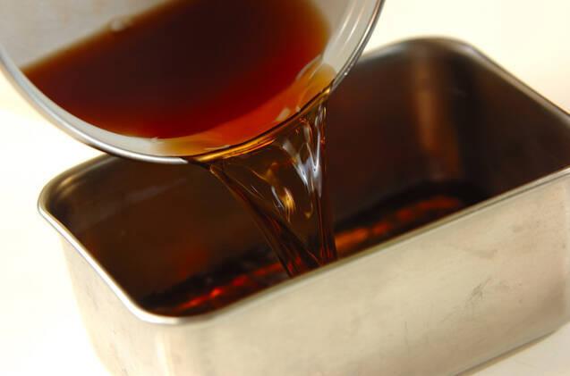 ミントティーゼリーアイスの作り方の手順4