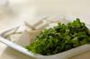 カブの塩もみの作り方の手順2
