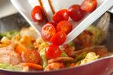 鶏肉のコラーゲントマト煮込みの作り方3