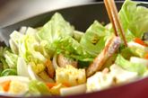 鶏肉のコラーゲントマト煮込みの作り方2