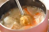 白みその豚汁の作り方8