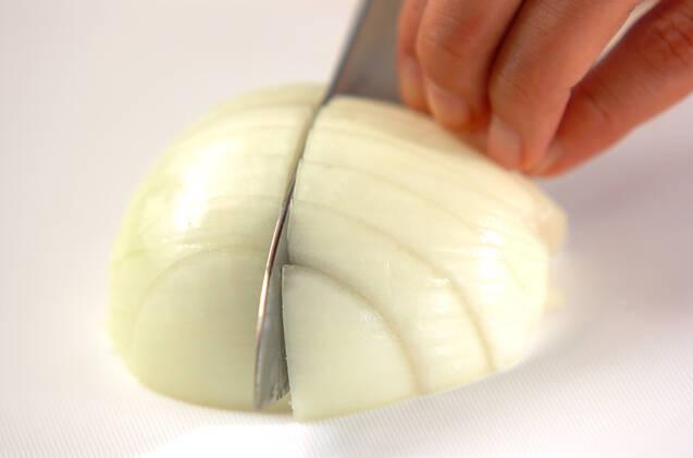 焼き豆腐のみそ汁の作り方の手順2