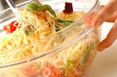 冷製ハモタコ明太パスタの作り方10