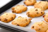 レーズンクッキーの作り方4