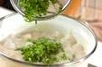塩鮭の粕汁の作り方4