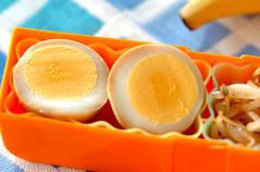 漬けゆで卵