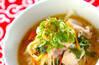 素麺汁の作り方の手順