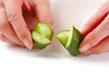 おせち 飾り切りの作り方3