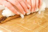 穴子の棒寿司の作り方3