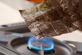 ブリの混ぜご飯手巻きの作り方3