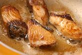 ブリの混ぜご飯手巻きの作り方1